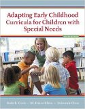 ADAPTING EARLY CHILD.CURR.(LL)          N/A edition cover