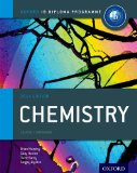 IB Chemistry Course Book: 2014 For the IB Diploma 3rd 2014 edition cover