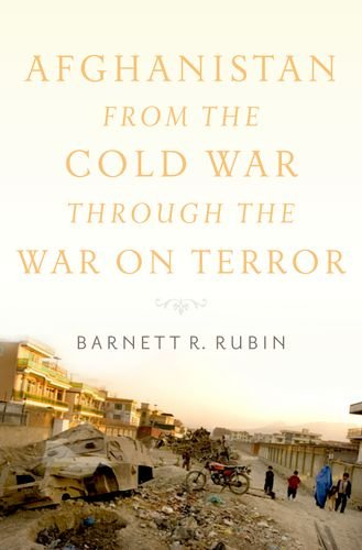 Afghanistan from the Cold War Through the War on Terror   2012 edition cover