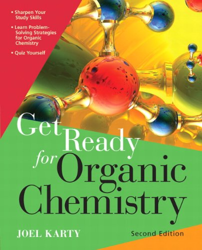 Get Ready for Organic Chemistry  2nd 2012 (Revised) edition cover
