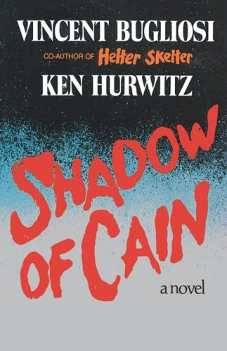 Shadow of Cain A Novel N/A 9780393335125 Front Cover