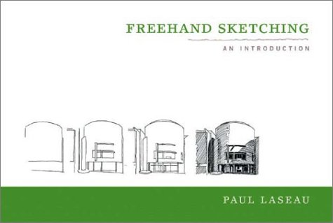 Freehand Sketching An Introduction  2004 edition cover