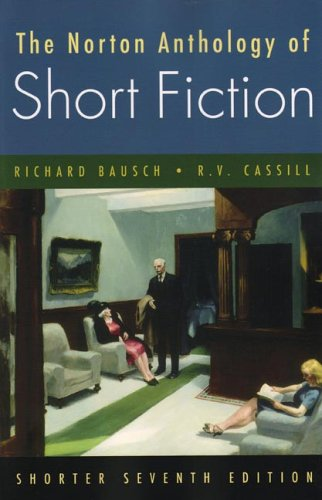 Norton Anthology of Short Fiction  7th 2006 9780393926125 Front Cover