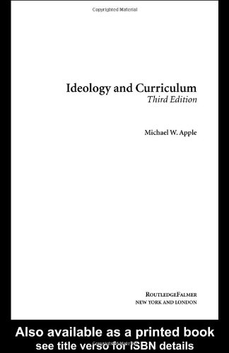 Ideology and Curriculum  3rd 2004 (Revised) edition cover