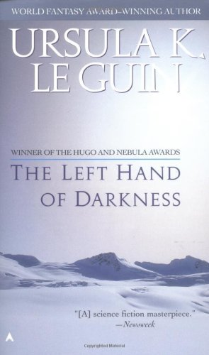 Left Hand of Darkness   1991 edition cover