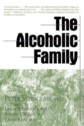 Alcoholic Family   1991 (Reprint) edition cover