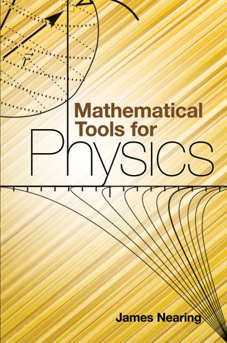 Mathematical Tools for Physics   2010 edition cover