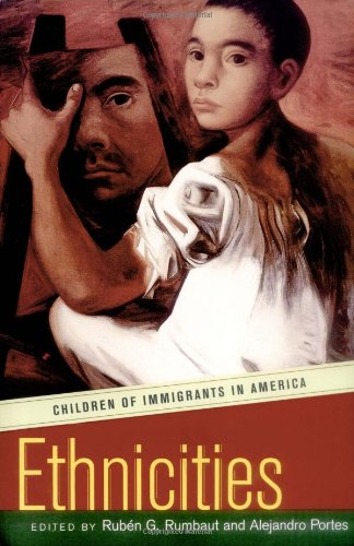 Ethnicities Children of Immigrants in America  2001 edition cover