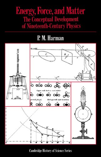 Energy, Force and Matter The Conceptual Development of Nineteenth-Century Physics  1982 edition cover