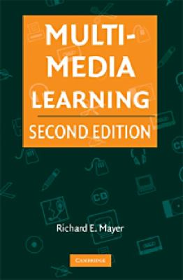 Multimedia Learning  2nd 2009 9780521514125 Front Cover