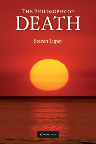 Philosophy of Death   2009 edition cover