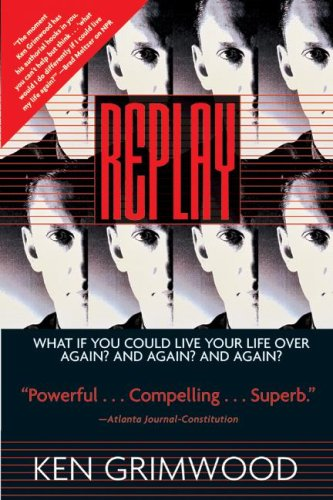 Replay  Reprint edition cover