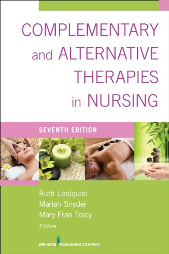 Complementary and Alternative Therapies for Nursing:   2013 edition cover