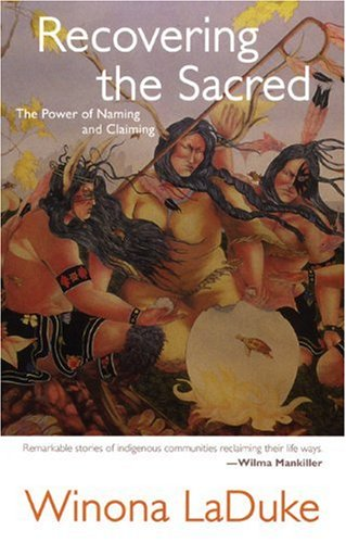 Recovering the Sacred The Power of Naming and Claiming  2004 edition cover