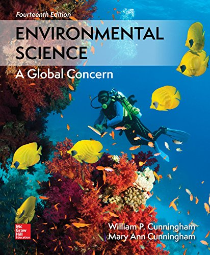 Environmental Science:   2017 9781260153125 Front Cover