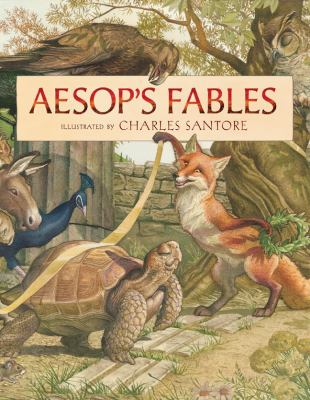 Aesop's Fables   2011 edition cover