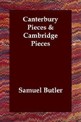 Canterbury Pieces Cambridge Pieces  N/A 9781406801125 Front Cover