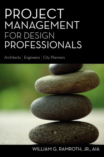 Project Management for Design Professionals   2006 edition cover