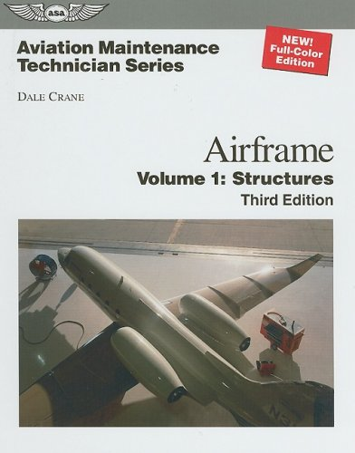 Airframe - Structures  3rd edition cover