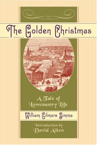 Golden Christmas A Tale of Lowcountry Life  2005 edition cover