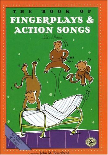 Book of Finger Plays and Action Songs  N/A edition cover