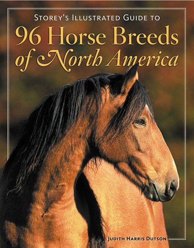 96 Horse Breeds of North America   2005 edition cover