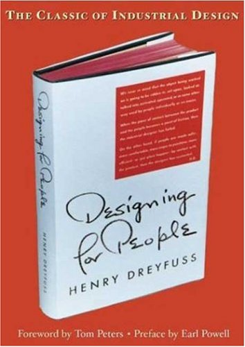 Designing for People  3rd 2003 edition cover