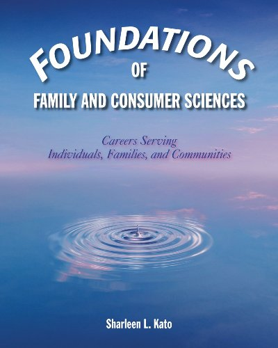 Foundations of Family and Consumer Sciences Careers Serving Individuals, Families, and Communities  2007 edition cover