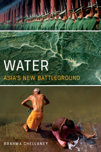 Water Asia's New Battleground  2011 edition cover