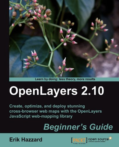 OpenLayers 2.10   2011 edition cover