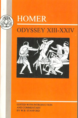 Odyssey XIII-XXIV  2nd edition cover