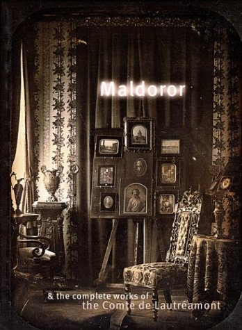 Maldoror and the Complete Works   1994 edition cover