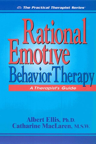 Rational Emotive Behavior Therapy A Therapist's Guide N/A edition cover