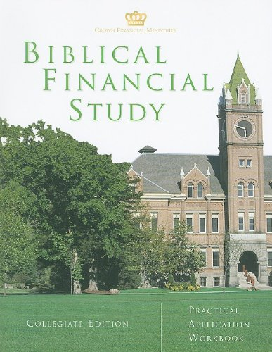 BIBLICAL FINANCIAL STUDY-PRACT  2003 edition cover