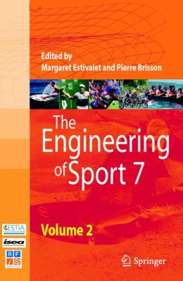 Engineering of Sport 7 Vol. 2  2008 9782287094125 Front Cover