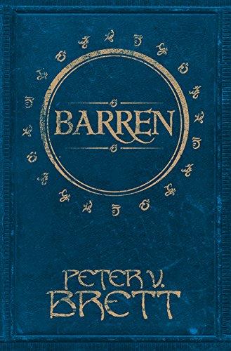 Barren (Novella)   2017 9780008234126 Front Cover