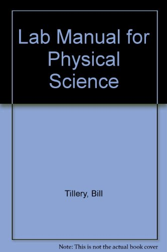Physical Science:   2013 edition cover