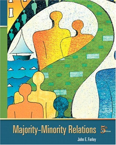 Majority-Minority Relations  5th 2005 edition cover