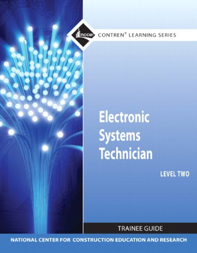 Electronic Systems Technician, Level 2  3rd 2012 edition cover