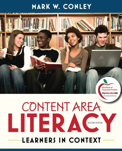 Content Area Literacy Learners in Context 2nd 2012 (Revised) edition cover