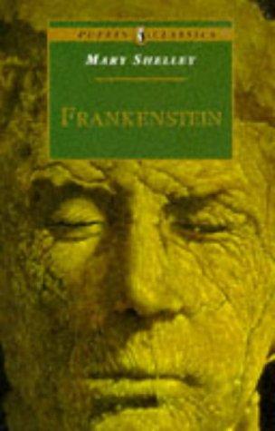 Frankenstein   1989 (Abridged) edition cover
