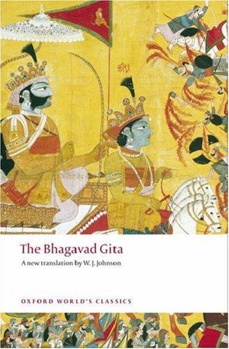 Bhagavad Gita   2008 edition cover
