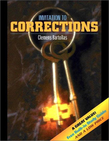 Invitation to Corrections   2002 (Student Manual, Study Guide, etc.) 9780205314126 Front Cover