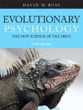 Evolutionary Psychology:   2014 edition cover