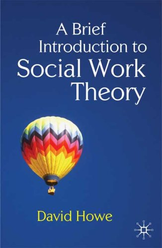 Brief Introduction to Social Work Theory   2009 edition cover