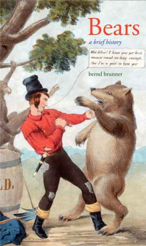 Bears A Brief History  2009 edition cover