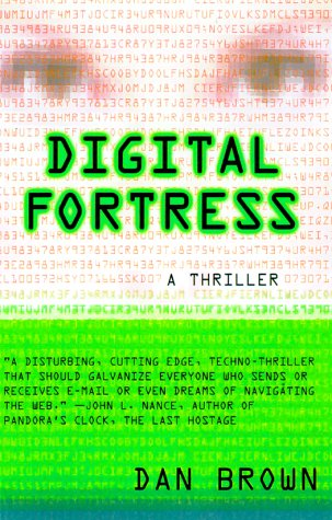 Digital Fortress   1998 (Revised) edition cover