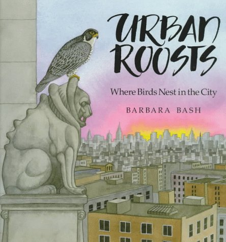 Urban Roosts Where Birds Nest in the City N/A edition cover