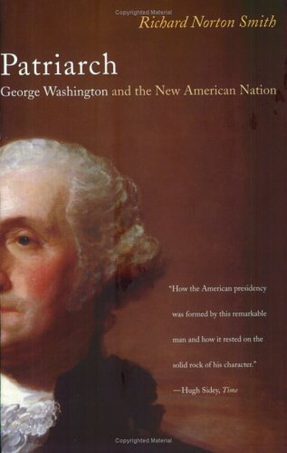 Patriarch George Washington and the New American Nation  1997 edition cover
