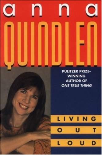 Living Out Loud   1988 edition cover